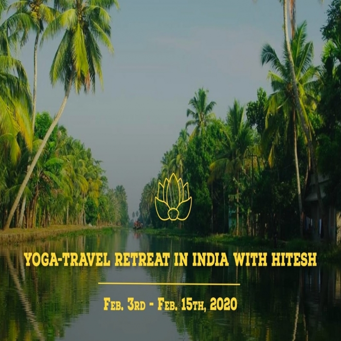 Yoga - Travel Retreat in Kerala, South India